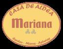 Casas de aldea Mariana Logo
